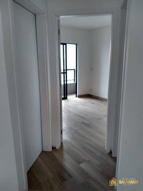 apartamento com 2 dormitórios à venda, 63 m² por r$ 260.000 - boneca do iguaçu - são josé dos pinhais/pr - ap0578