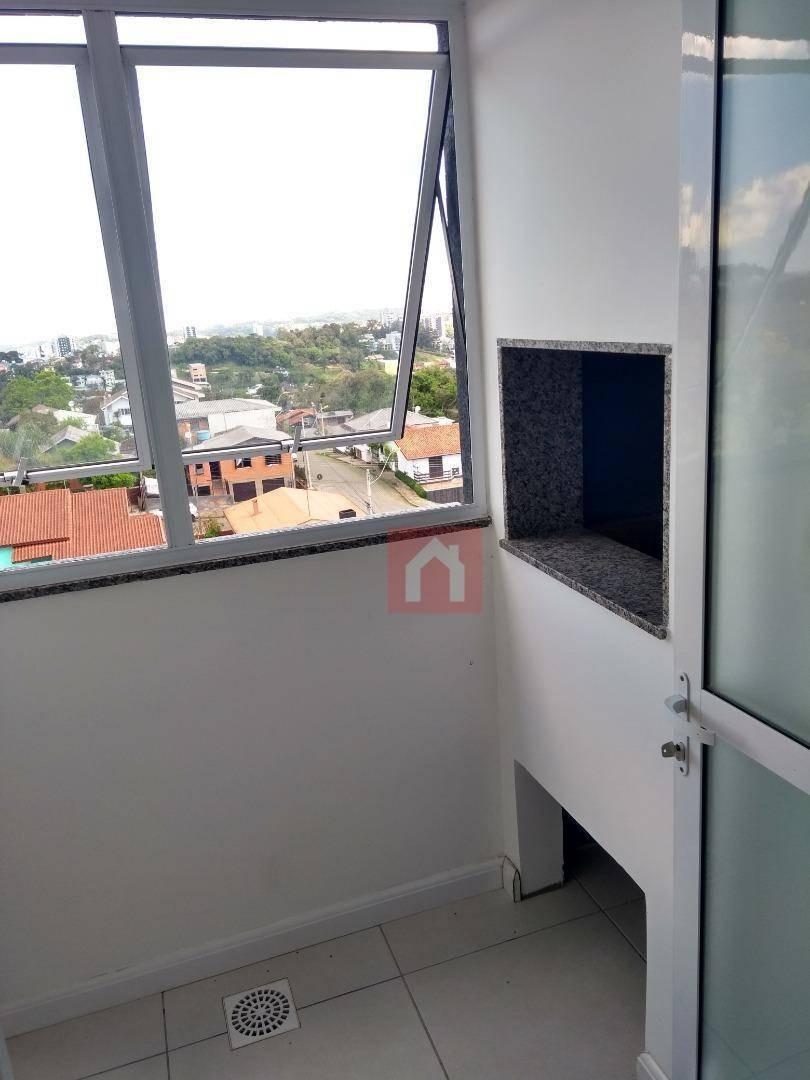 apartamento com 2 dormitórios à venda, 63 m² por r$ 280.000 - panazzolo - caxias do sul/rs - ap0853