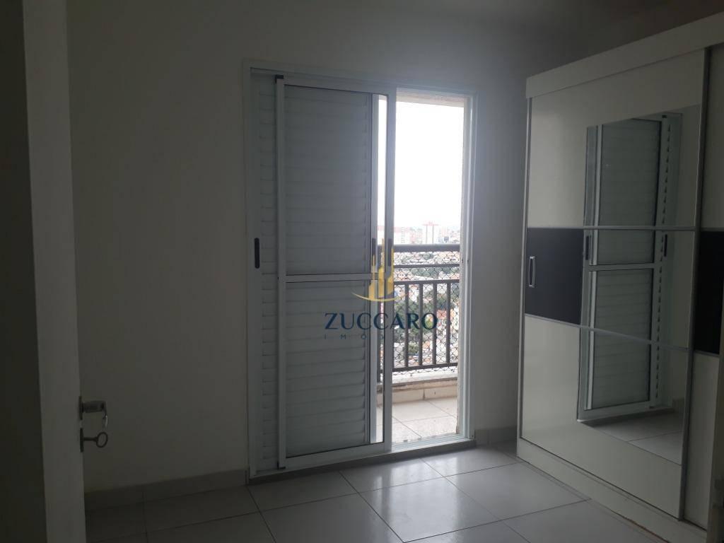 apartamento com 2 dormitórios à venda, 63 m² por r$ 295.000,00 - jardim flor da montanha - guarulhos/sp - ap14740