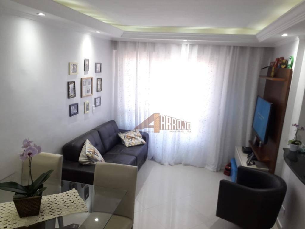 apartamento com 2 dormitórios à venda, 63 m² por r$ 320.000,00 - vila santana - são paulo/sp - ap1029