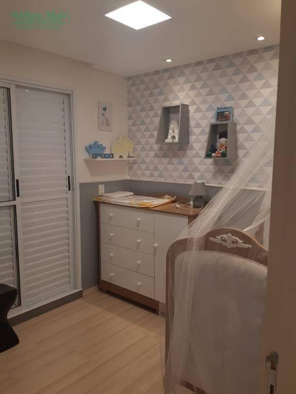 apartamento com 2 dormitórios à venda, 63 m² por r$ 380.000 - jardim flor da montanha - guarulhos/sp - ap2377