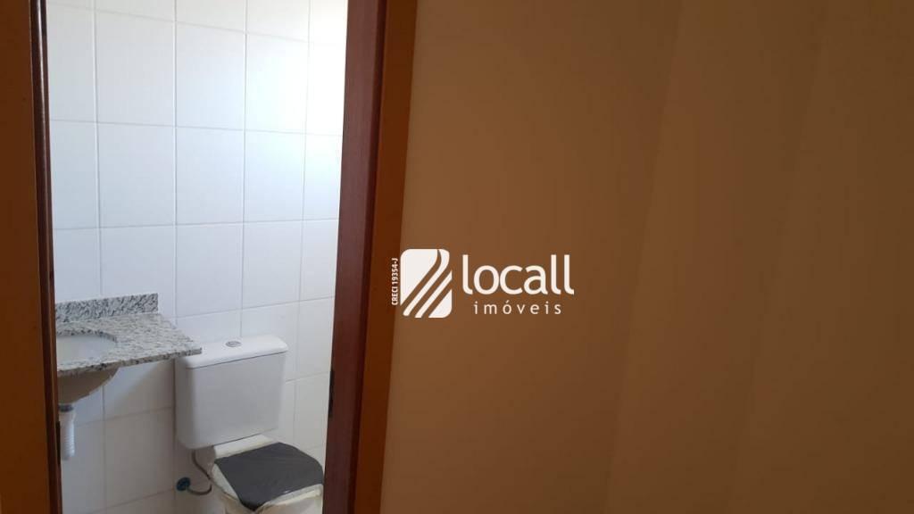 apartamento com 2 dormitórios à venda, 64 m² - parque industrial - são josé do rio preto/sp - ap1604