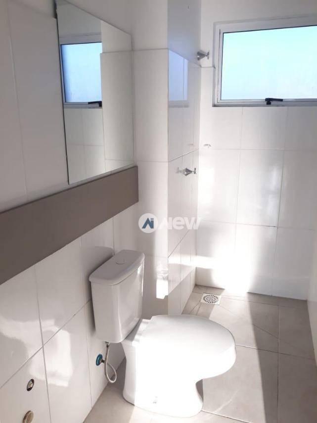 apartamento com 2 dormitórios à venda, 64 m² por r$ 240.000,00 - bela vista - campo bom/rs - ap1640