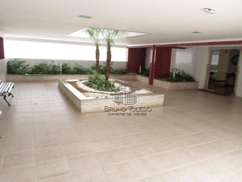 apartamento com 2 dormitórios à venda, 64 m² por r$ 260.000 - canto do forte - praia grande/sp - ap0129