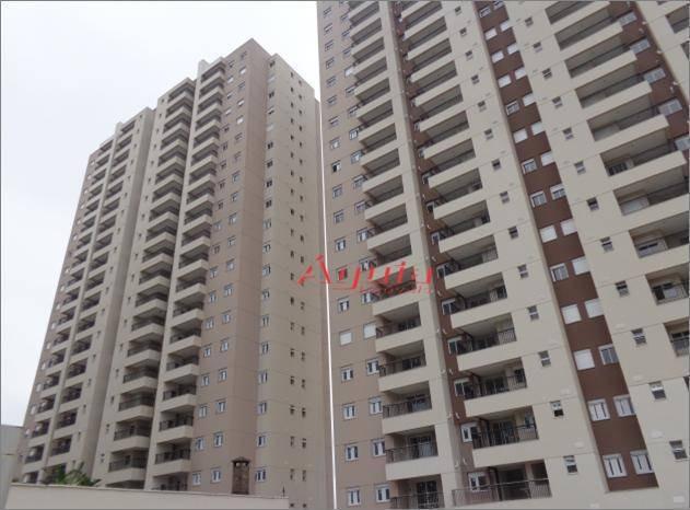 apartamento com 2 dormitórios à venda, 64 m² por r$ 425.000,00 - vila curuçá - santo andré/sp - ap1861