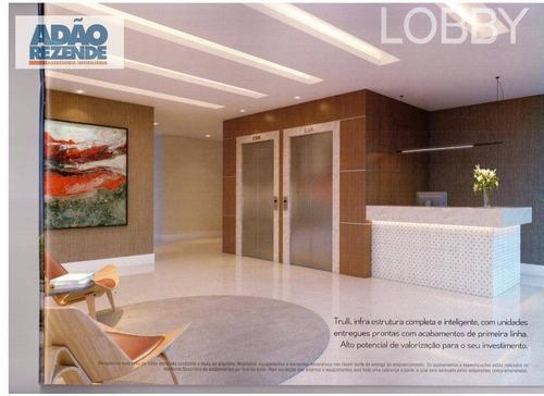 apartamento com 2 dormitórios à venda, 65 m²  agriões - teresópolis/rj - ap1480