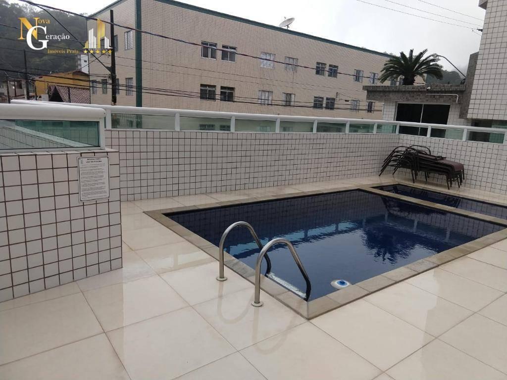 apartamento com 2 dormitórios à venda, 65 m² por r$ 215.000 - canto do forte - praia grande/sp - ap2530