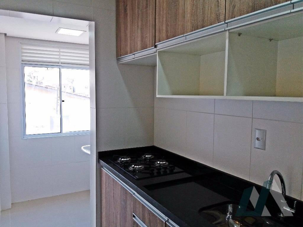 apartamento com 2 dormitórios à venda, 65 m² por r$ 270.000,00 - vila hortência - sorocaba/sp - ap1369