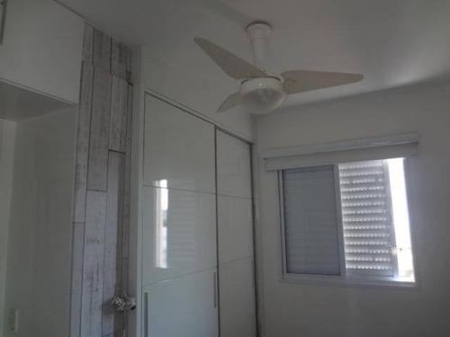apartamento com 2 dormitórios à venda, 65 m² por r$ 280.000 - higienópolis - são josé do rio preto/sp - ap0520