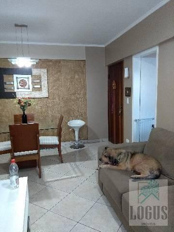 apartamento com 2 dormitórios à venda, 65 m² por r$ 280.000,00 - centro - são bernardo do campo/sp - ap0688