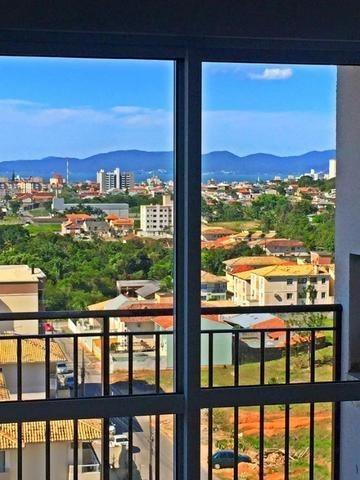 apartamento com 2 dormitórios à venda, 65 m² por r$ 285.000,00 - ipiranga - são josé/sc - ap6725