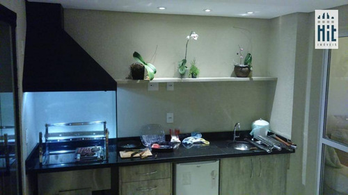 apartamento com 2 dormitórios à venda, 65 m² por r$ 450.000 - sacomã - são paulo/sp - ap1727