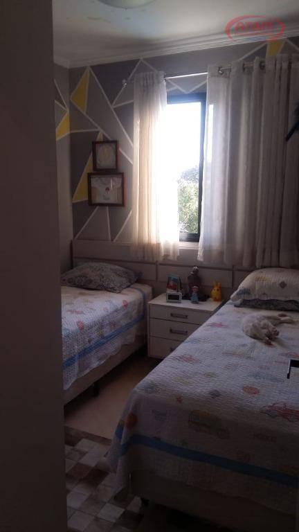 apartamento com 2 dormitórios à venda, 65 m² por r$ 450.000,00 - lauzane paulista - são paulo/sp - ap1918