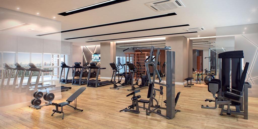 apartamento com 2 dormitórios à venda, 65 m² por r$ 460.000 - tatuapé - são paulo/sp - ap13474