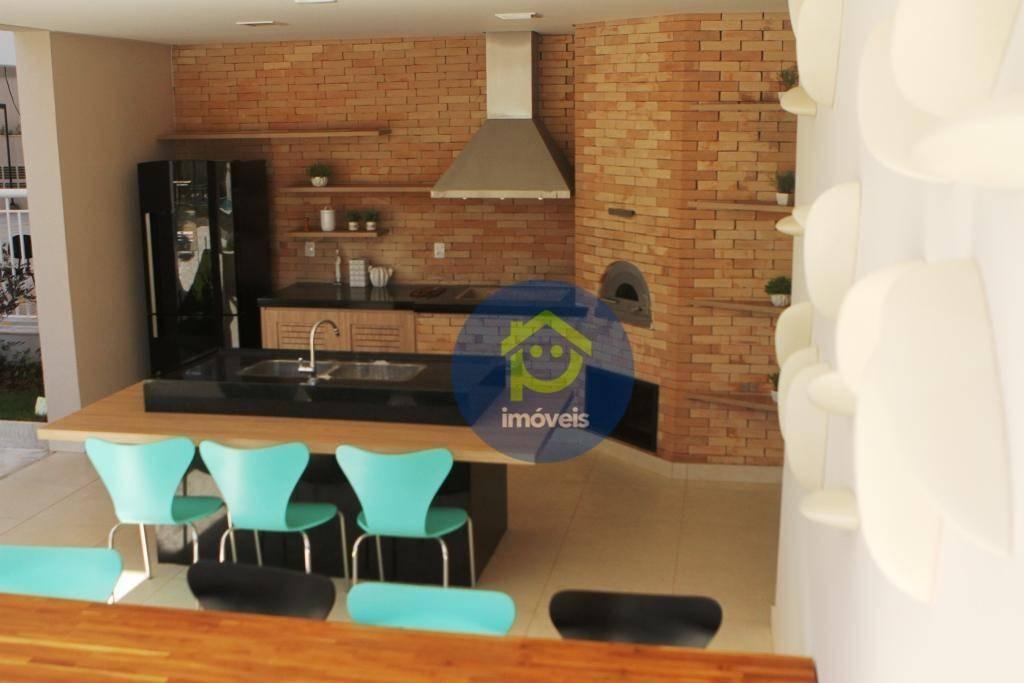apartamento com 2 dormitórios à venda, 65 m² por r$ 465.000,00 - bom jardim - são josé do rio preto/sp - ap6976