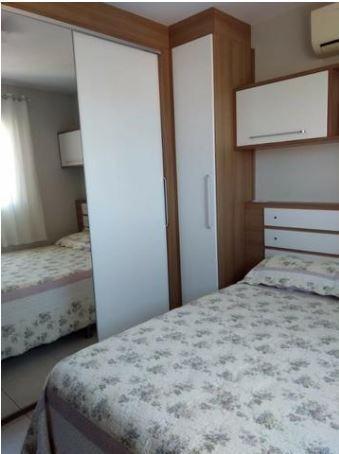 apartamento com 2 dormitórios à venda, 66 m² por r$ 275.000,00 - roçado - são josé/sc - ap5376