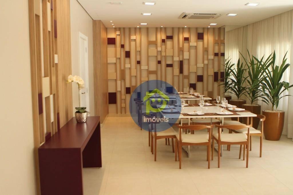 apartamento com 2 dormitórios à venda, 66 m² por r$ 450.000 - bom jardim - são josé do rio preto/sp - ap7349