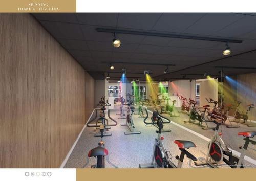 apartamento com 2 dormitórios à venda, 66 m² por r$ 457.446 - santo amaro - são paulo/sp - ap12786