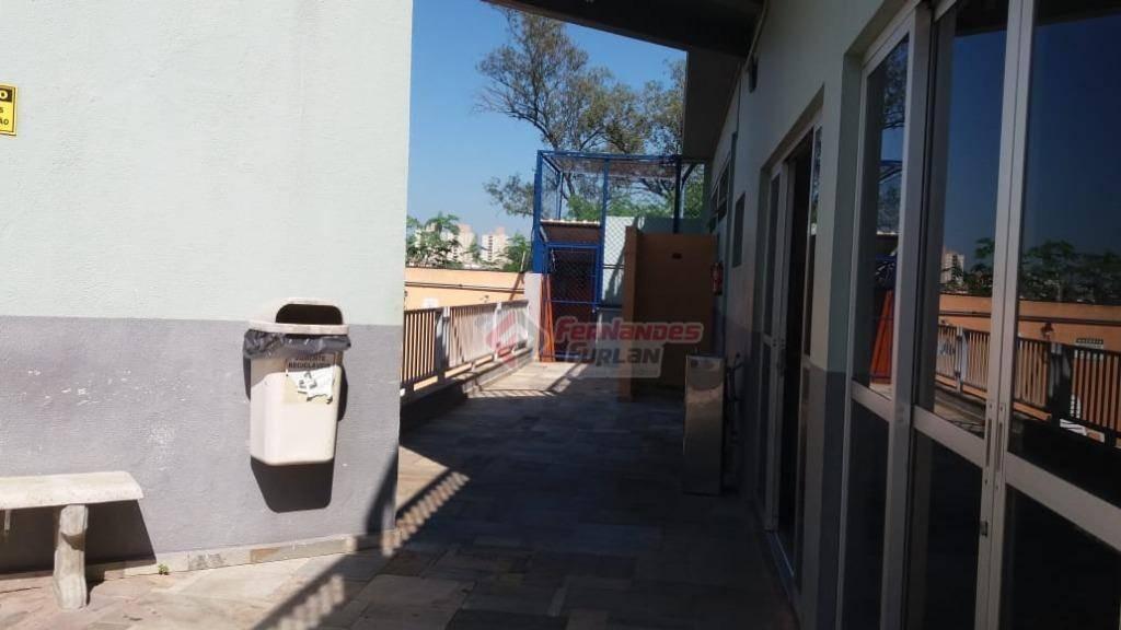 apartamento com 2 dormitórios à venda, 67 m² por r$ 220.000 - jardim caxambu - piracicaba/sp - ap0466