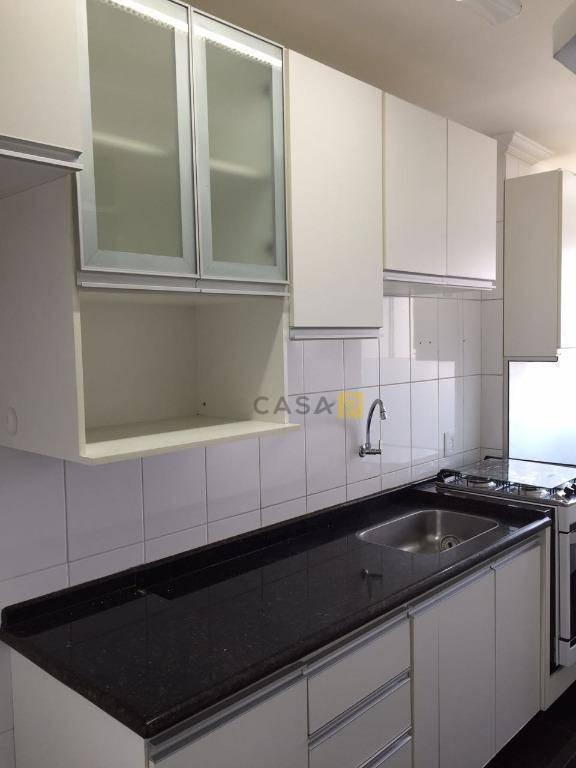 apartamento com 2 dormitórios à venda, 67 m² por r$ 230.000,00 - jardim bela vista - americana/sp - ap0228