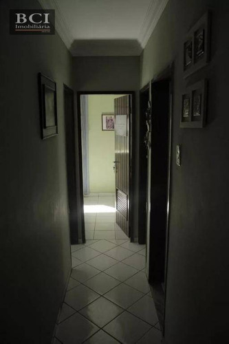 apartamento com 2 dormitórios à venda, 67 m² por r$ 260.000 - espinheiro - recife/pe - ap0503