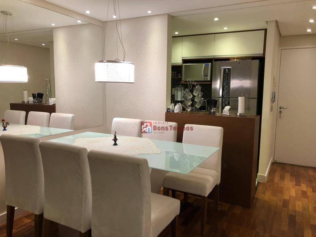 apartamento com 2 dormitórios à venda, 67 m² por r$ 499.000 - penha de frança - são paulo/sp - ap4165