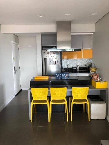 apartamento com 2 dormitórios à venda, 67 m² por r$ 540.000 - sacomã - são paulo/sp - ap3005