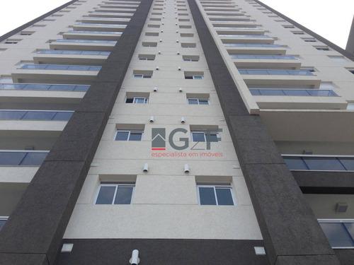 apartamento com 2 dormitórios à venda, 67 m² por r$ 750.000 - taquaral - campinas/sp - ap8027