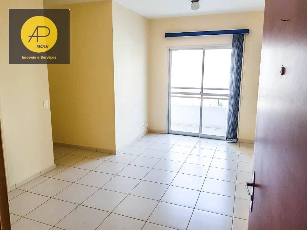 apartamento com 2 dormitórios à venda, 68 m² - alto ipiranga - mogi das cruzes/sp - ap0198