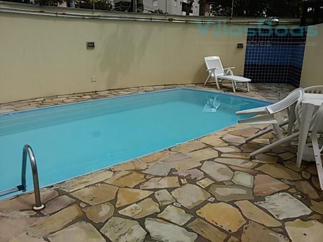 apartamento com 2 dormitórios à venda, 68 m² por r$ 310.000,00 - jardim aquarius - são josé dos campos/sp - ap5417