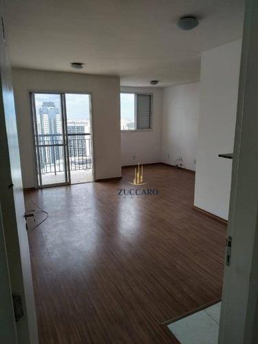 apartamento com 2 dormitórios à venda, 68 m² por r$ 330.000 - gopoúva - guarulhos/sp - ap13777