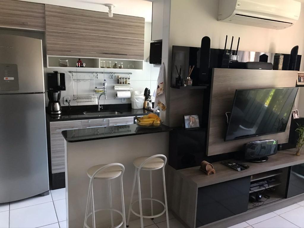 apartamento com 2 dormitórios à venda, 68 m² por r$ 390.000,00 - badu - niterói/rj - ap3120