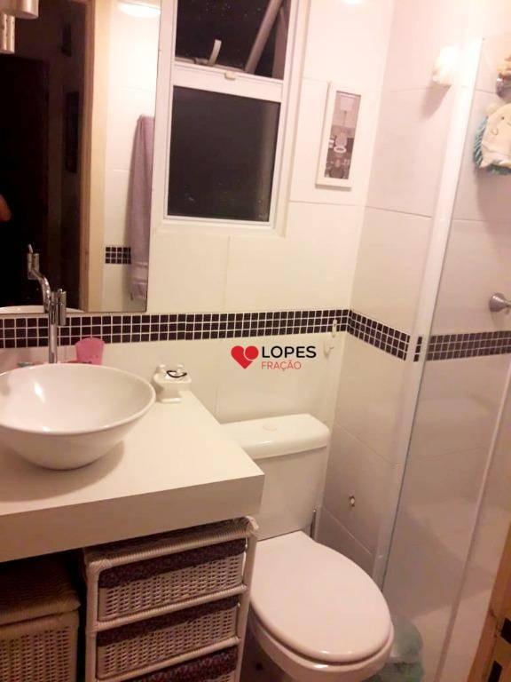 apartamento com 2 dormitórios à venda, 68 m² por r$ 413.400,00 - tatuapé - são paulo/sp - ap2349