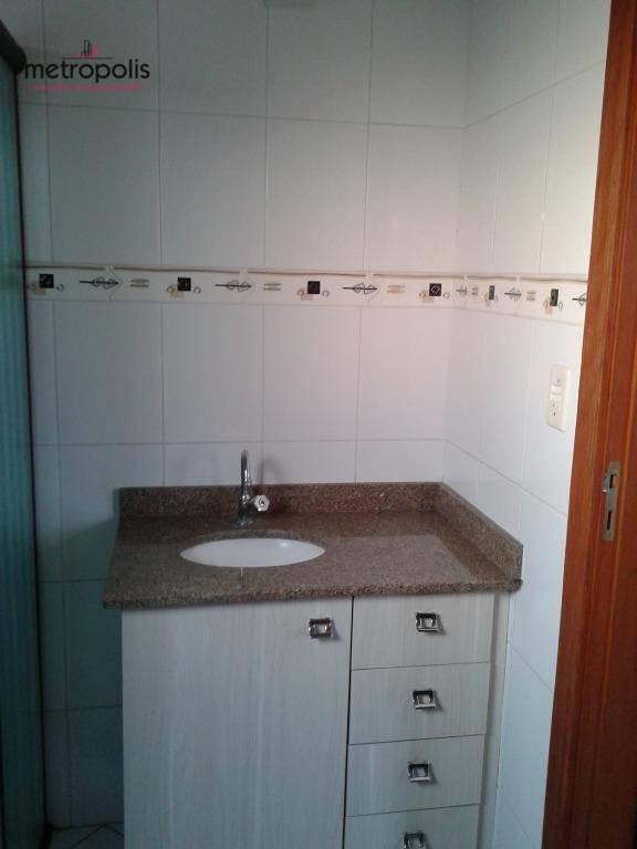 apartamento com 2 dormitórios à venda, 68 m² por r$ 415.000,00 - santa maria - são caetano do sul/sp - ap1146