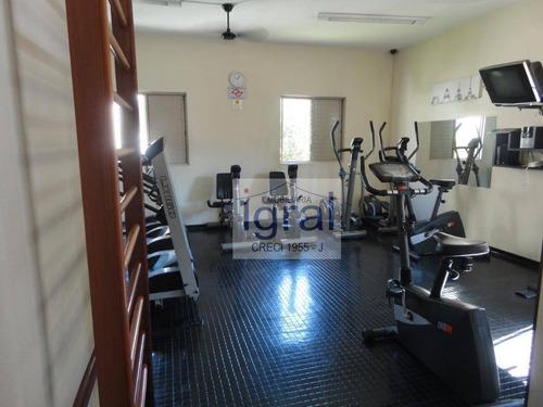 apartamento com 2 dormitórios à venda, 68 m² por r$ 450.000 - vila parque jabaquara - são paulo/sp - ap0334