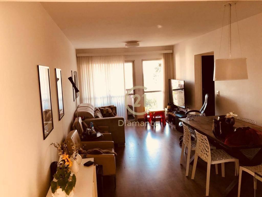 apartamento com 2 dormitórios à venda, 68 m² por r$ 460.000 - vila alexandria - são paulo/sp - ap7510
