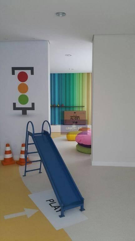 apartamento com 2 dormitórios à venda, 68 m² por r$ 499.000 - chácara santo antônio - são paulo/sp - ap21826