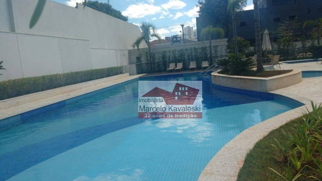 apartamento com 2 dormitórios à venda, 68 m² por r$ 600.000,00 - ipiranga - são paulo/sp - ap6630