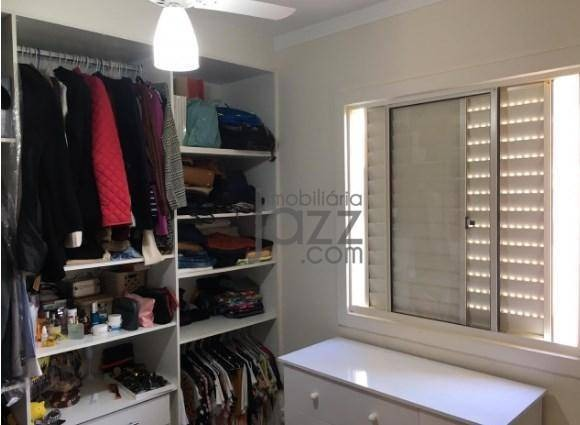apartamento com 2 dormitórios à venda, 69 m² por r$ 260.000,00 - parque villa flores - sumaré/sp - ap2365