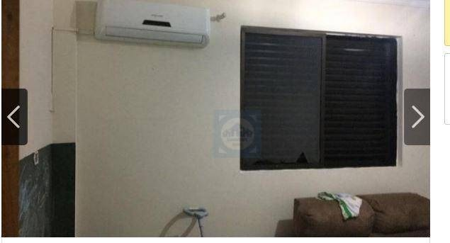 apartamento com 2 dormitórios à venda, 69 m² por r$ 265.000,00 - vila valença - são vicente/sp - ap3399