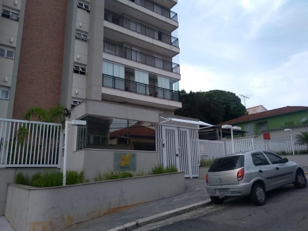 apartamento com 2 dormitórios à venda, 70 m² - assunção - são bernardo do campo/sp - ap62254