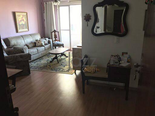 apartamento com 2 dormitórios à venda, 70 m² por r$ 220.000 - bonfim - campinas/sp - ap2583