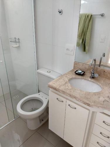 apartamento com 2 dormitórios à venda, 70 m² por r$ 285.000 - higienópolis - são josé do rio preto/sp - ap0552
