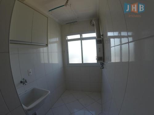 apartamento com 2 dormitórios à venda, 70 m² por r$ 350.000 - jardim das indústrias - são josé dos campos/sp - ap1117