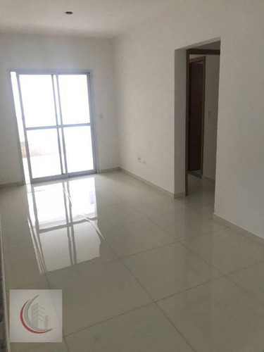 apartamento com 2 dormitórios à venda, 70 m² por r$ 359.900 - cidade ocian - praia grande/sp - ap1867