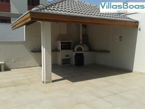 apartamento com 2 dormitórios à venda, 70 m² por r$ 360.000,00 - jardim das indústrias - são josé dos campos/sp - ap5121