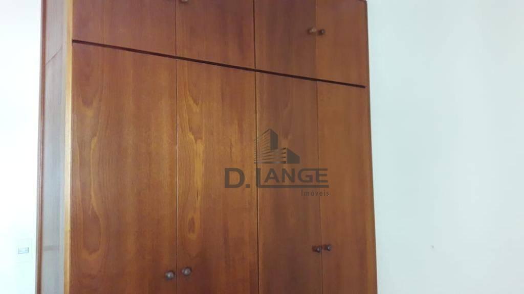 apartamento com 2 dormitórios à venda, 70 m² por r$ 380.000,00 - cambuí - campinas/sp - ap18241