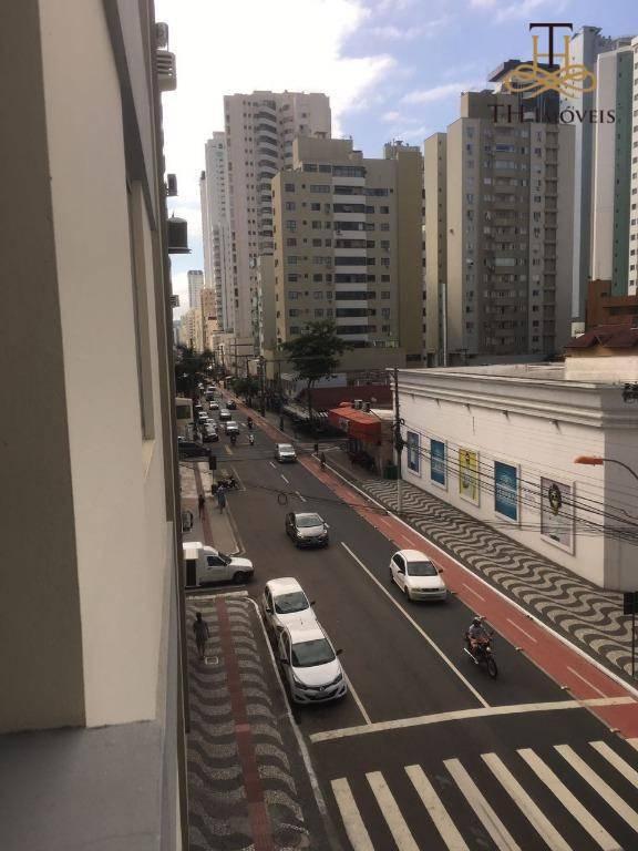 apartamento com 2 dormitórios à venda, 70 m² por r$ 430.000 - quadra mar - balneário camboriú/sc - ap0354