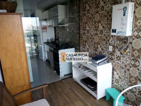 apartamento com 2 dormitórios à venda, 70 m² por r$ 570.000,00 - jardim anália franco - são paulo/sp - ap4636
