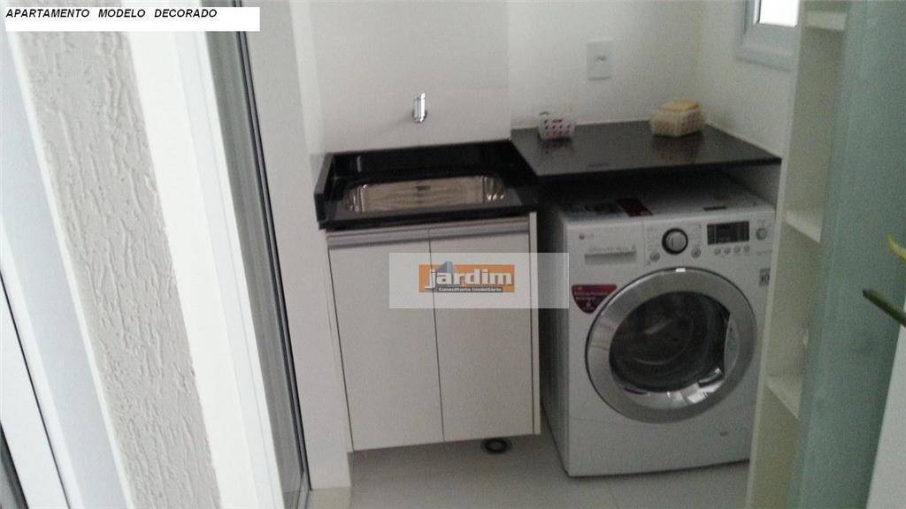 apartamento com 2 dormitórios à venda, 70 m² por r$ 574.100 - bairro jardim - santo andré/sp - ap6055